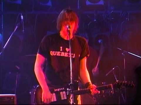 The Von Bondies - Broken Man & C'mon C'mon (Live in Japan 2004)