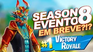 Fortnite-NEW SEASON 8 coming SOON!! NEW UPDATES!! NEW DRAGON SKIN!!