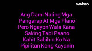 Sa Aking Panaginip Part 2 Lyrics (Still One)