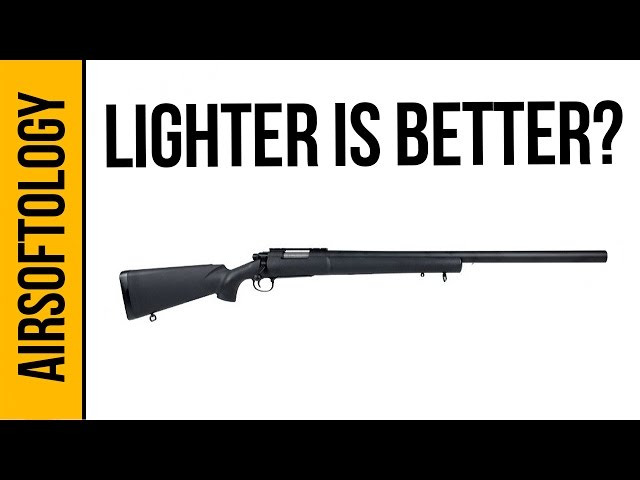 Classic Army M24 LTR - $129 Pre-Upgraded Sniper Rifle? | Airsoftology Reviews