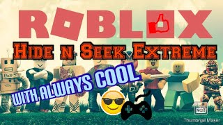 ROBLOX GAMEPLAY !!!!! by Always Cool *intro ALERT*