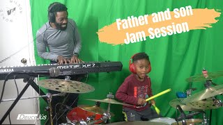 Father and son Jam Session | Deuce Jus of Wilson World