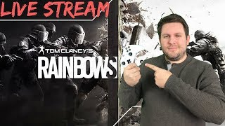 Rainbow 6 Siege - Playing with Subscribers! thumbnail