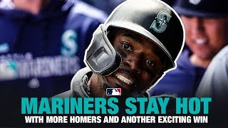 Mariners pull off AMAZING comeback, stay hot to start 2019
