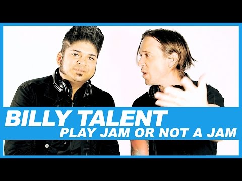 Billy Talent play 'Jam Or Not A Jam'