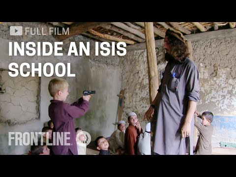 ISIS School Teaches Children Jihad in Afghanistan | FRONTLIN