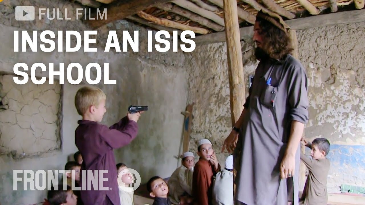 ISIS School Teaches Children Jihad in Afghanistan | FRONTLINE