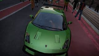 Need For Speed Shift 2 Unleashed Race 76 Modern B London City Velocity Tour 1