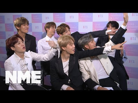 BTS vs. The fans  We put the Armys questions to the K-Pop heroes
