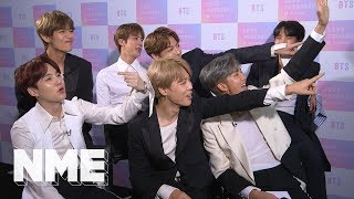 BTS vs. The fans - We put the Army's questions to the K-Pop heroes