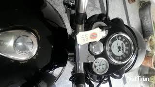 How to make Pataka Sound in Bullet Bike.