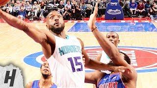 Charlotte Hornets vs Detroit Pistons - Full Game Highlights | April 7, 2019 | 2018-19 NBA Season