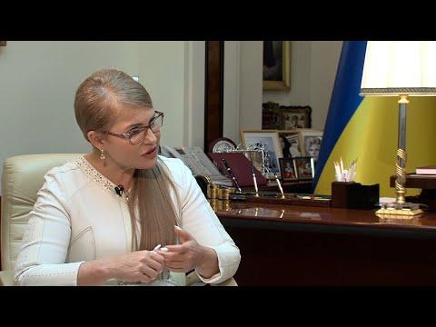 Чернівецький Промінь: Інтерв'ю | Юлія Тимошенко