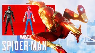 Spider-Man PS4 - Nobody Expected THIS! - New Suits For Turf Wars DLC Will Blow You Away!