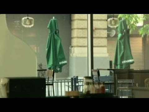 Starbucks customers react to racial bias training