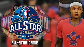 Gambar cover NBA 2K15 MyCAREER - All-Star Game!! DeShawn & KD DESTROYS The All-Star Game!