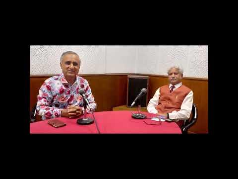 Interview Dr. Amarika Singh, VC MLSU: AIR UDAIPUR-Mahendra singh lalas