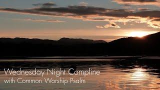 Wednesday Night Prayer from the Tring Team Parish CW Psalm