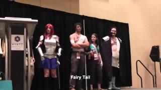 Dragon*Con 2014 Costume Contest - Anime, Animation, Video Game