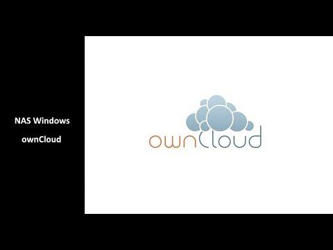 NAS Windows - OwnCloud (Server)