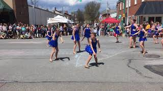 Downtown Dance at the Lewisburg Arts Festival 2018