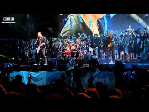 Metallica #MetOnTour - The Memory Remains (BBC LIVE Broadcast - Glastonbury 2014)