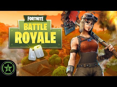 Let's Play - Fortnite: Battle Royale - Boogie Bomb - AH Live Stream