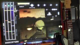 『GuitarFreaks V8』 ツバサ(アンダーグラフ) (EXTREME GUITAR) ギ...