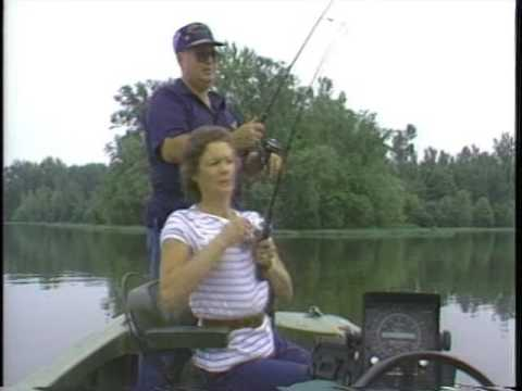 Show #61 Fishing Lady