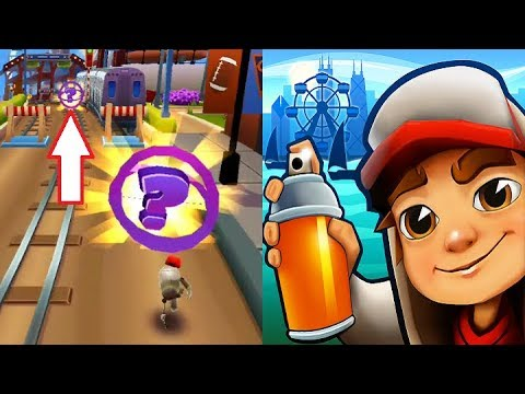 Subway Surfers Mystery Monday  Tagbot