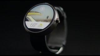 Android Wear: Умные часы от Google!