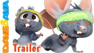 Video 🐾 Three Blind Mice - Trailer | Nursery Rhymes from Dave and Ava 🐾 download MP3, 3GP, MP4, WEBM, AVI, FLV Oktober 2017