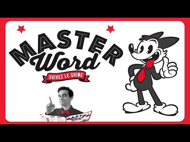 ❤️ Coup de coeur : On joue à Master Word