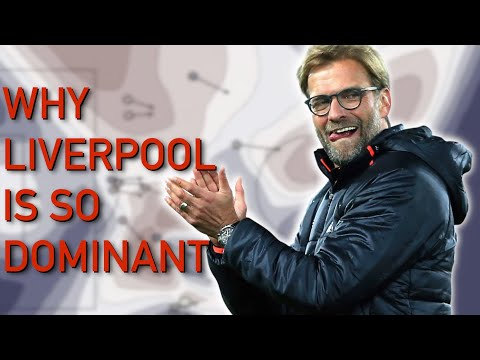 How Liverpool dominates football thanks to data science Rabona TV