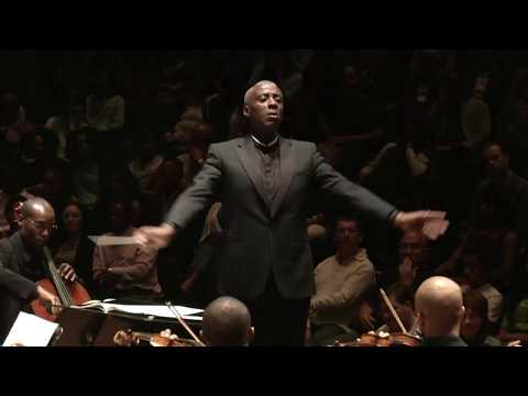 #AfricaUtopia | Chineke! Orchestra - conducted by Wayne Marshall
