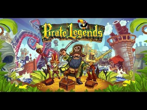 Pirate Legends TD - Jogo divertido e de qualidade no seu Android - 동영상