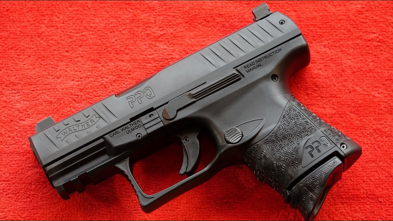Walther PPQ SC 9mm Pistol Review