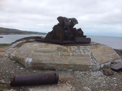 2# Мурманск! Рыбалка! ЭХО ВОЙНЫ- полуостров НЕМЕЦКИЙ!
