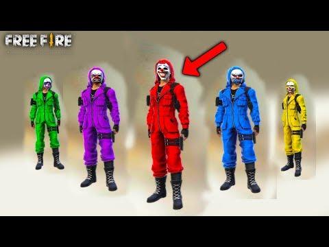 Disfraces De Free Fire En La Vida Real - update free fire 2020