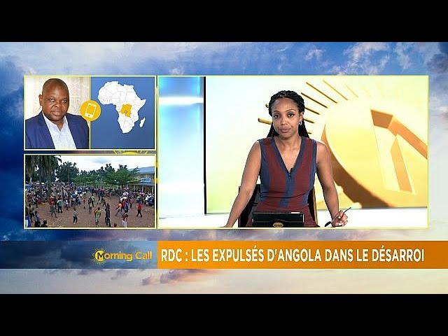 Angola expels thousands of Congolese refugees [The Morning Call]