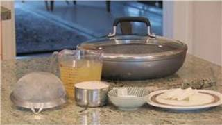 Cooking & Kitchen Tips : Chicken Rice Pilaf Recipe