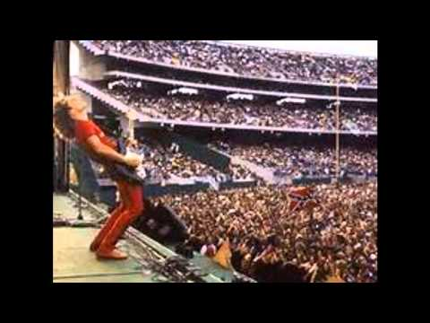 Sammy Hagar live, 1979 St louis Checkerdome FM Radio Broadcast.
