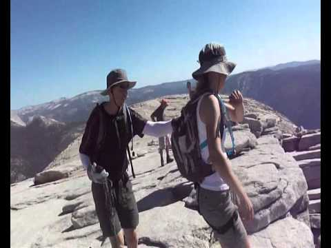 Half Dome Day Trip - pace times