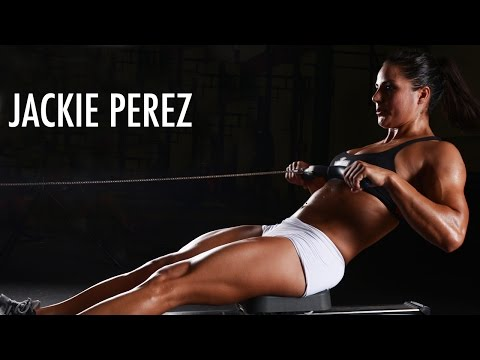 Jackie Perez Crushes the