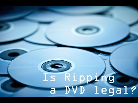 DVD Copy Software - Is Copying DVD Movies Illegal Report