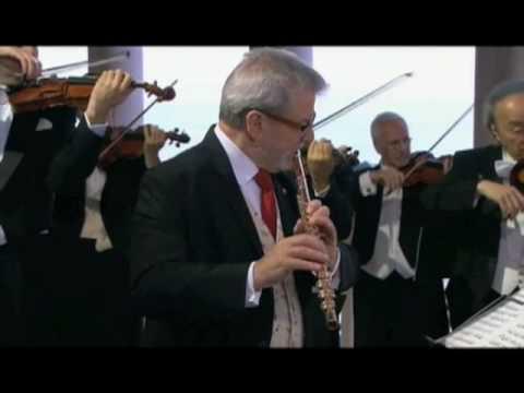 SIR JAMES GALWAY--VIVALDI FLUTE CONCERTOS DVD