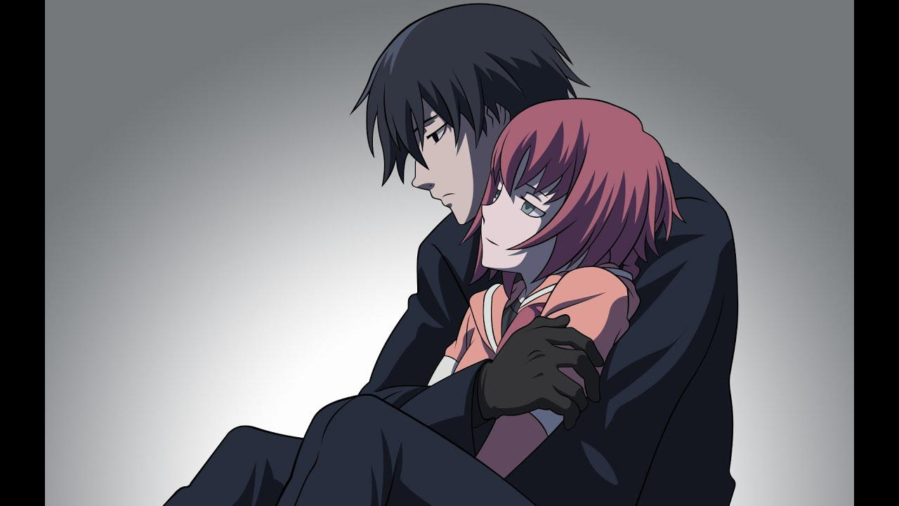 Anime Action Couple Terbaik Gr Review Darker Than Black Gemini Of The Meteor