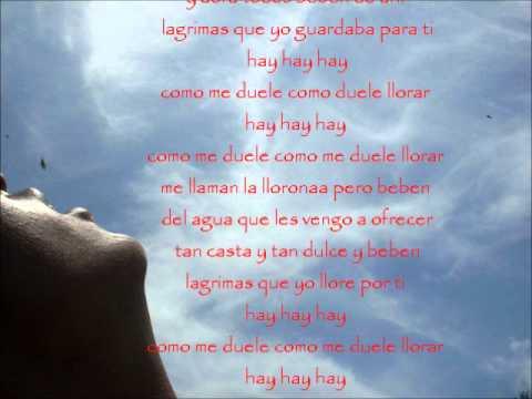 fe436af9f9 velo de novia (letra) - YouTube