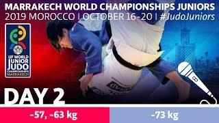 World Judo Championships Juniors 2019 - Day 2