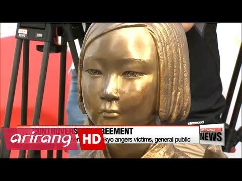 Korea's foreign minister nominee slams 'comfort women' agreement